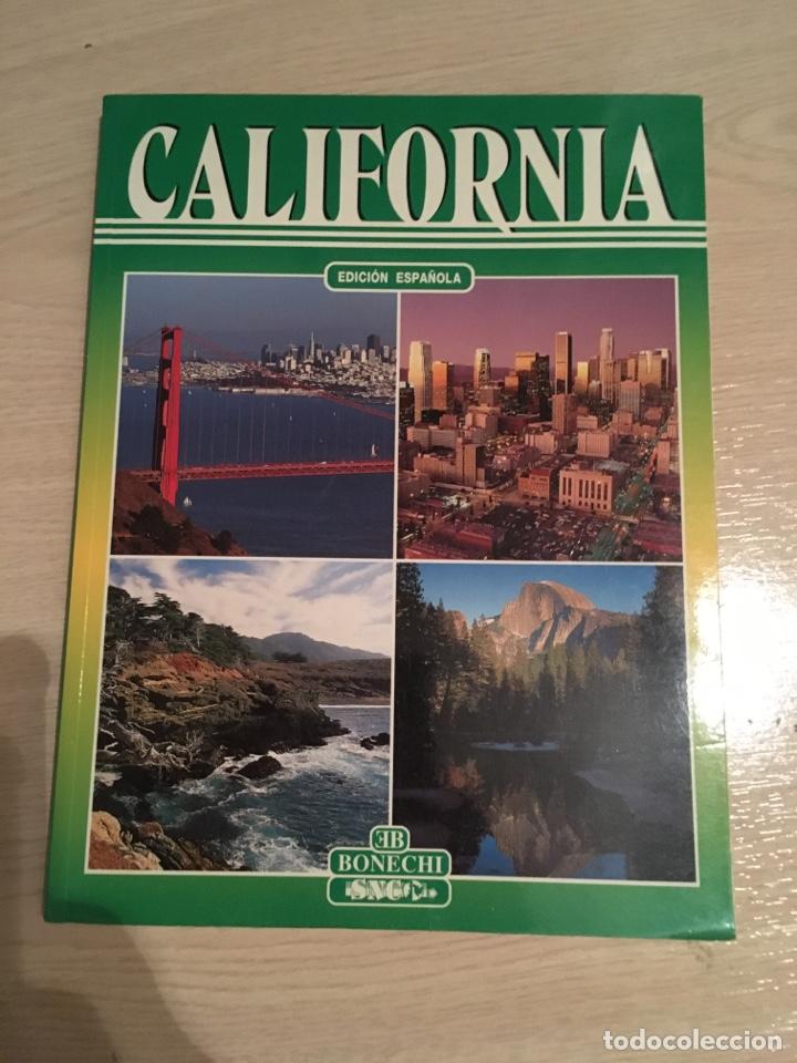 LIBRO CALIFORNIA (Libros Nuevos - Ocio - Guía de Viajes)