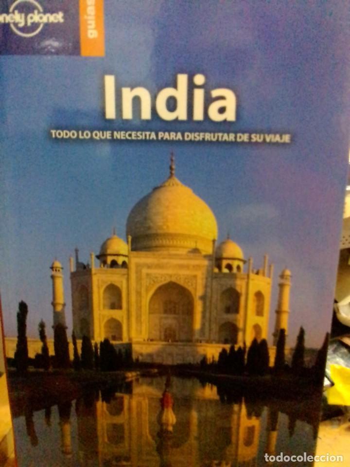 INDIA, LONELY PLANET GUÍAS. (Libros Nuevos - Ocio - Guía de Viajes)