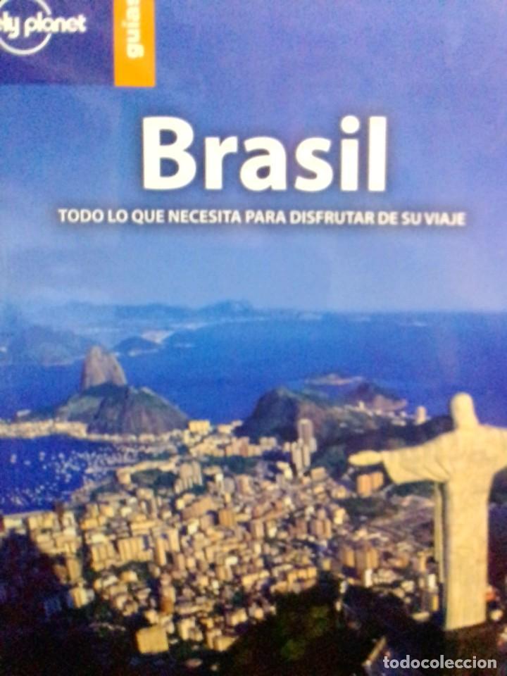 BRASIL, LONELY PLANET GUÍAS. (Libros Nuevos - Ocio - Guía de Viajes)