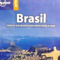 Libros: BRASIL, LONELY PLANET GUÍAS.. Lote 186432421