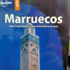 Libros: MARRUECOS, LONELY PLANET GUÍAS.. Lote 186432671
