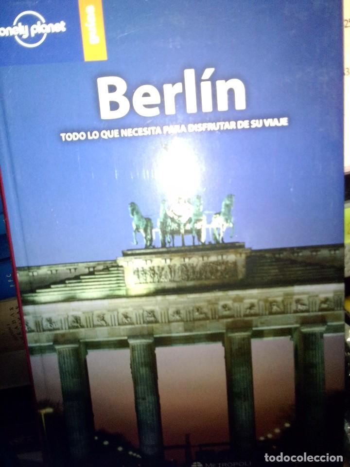 BERLÍN, LONELY PLANET GUÍAS. (Libros Nuevos - Ocio - Guía de Viajes)