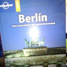 Libros: BERLÍN, LONELY PLANET GUÍAS.. Lote 186432960
