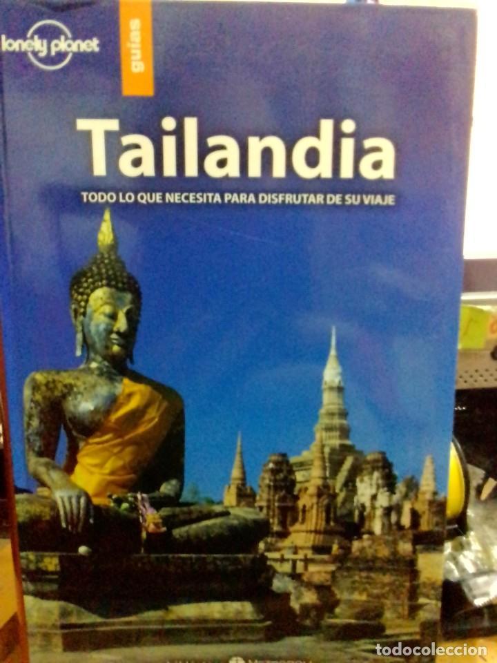 TAILANDIA, LONELY PLANET GUÍAS. (Libros Nuevos - Ocio - Guía de Viajes)