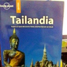 Libros: TAILANDIA, LONELY PLANET GUÍAS.. Lote 186433190