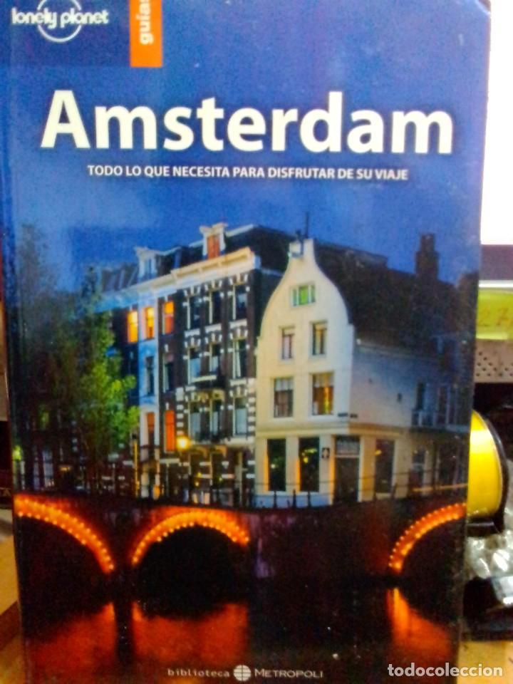 AMSTERDAM, LONELY PLANET GUÍAS. (Libros Nuevos - Ocio - Guía de Viajes)