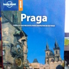 Libros: PRAGA, LONELY PLANET GUÍAS.. Lote 186433446