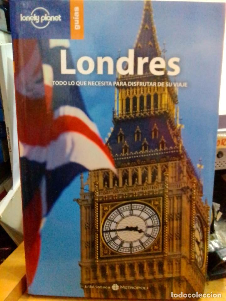 LONDRES, LONELY PLANET GUÍAS. (Libros Nuevos - Ocio - Guía de Viajes)