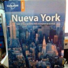 Libros: NUEVA YORK, LONELY PLANET GUÍAS.. Lote 186433873