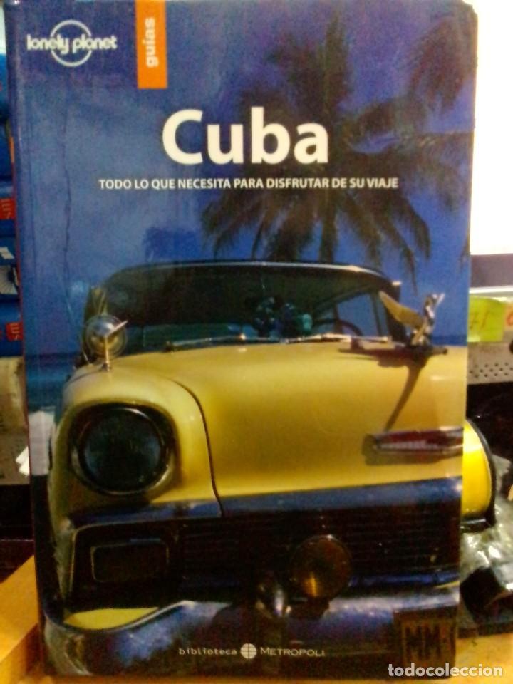 CUBA, LONELY PLANET GUÍAS. (Libros Nuevos - Ocio - Guía de Viajes)