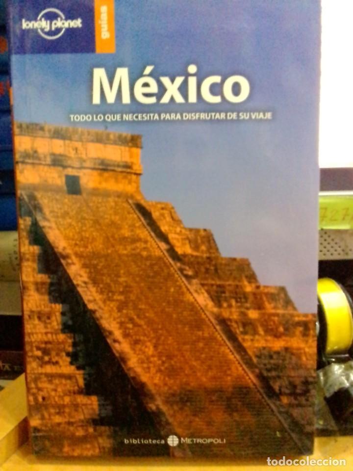 MÉXICO, LONELY PLANET GUÍAS. (Libros Nuevos - Ocio - Guía de Viajes)
