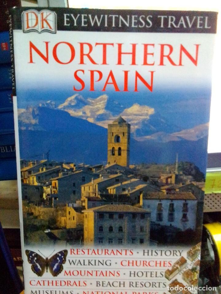 NORTHERN SPAIN, EYEWITNESS TRAVEL GUÍAS. (Libros Nuevos - Ocio - Guía de Viajes)