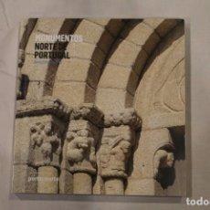 Libros: MONUMENTOS NORTE DE PORTUGAL-TURISMO DE PORTUGAL-EDICION CASTELLANO. Lote 189296931