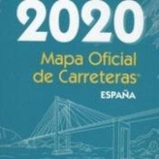 Libros: MAPA OFICIAL DE CARRETERAS 2020 ESPAÑA. Lote 189823451