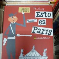 Libros: ESTO ES PARIS DE M. SASEK. Lote 192492373