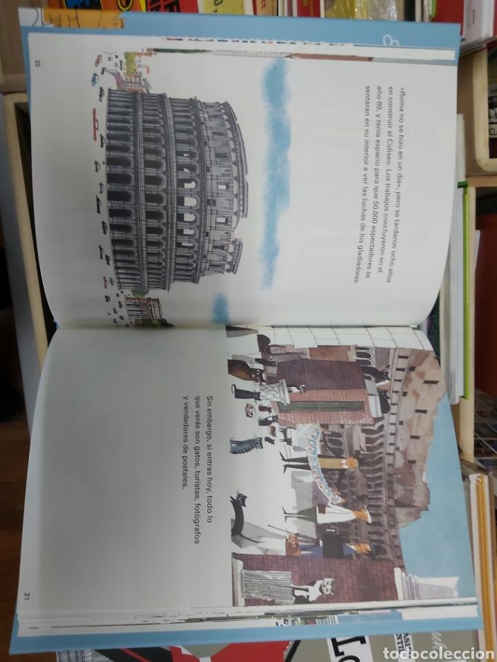 Libros: Esto es Roma, de M. Sasek - Foto 4 - 267702854