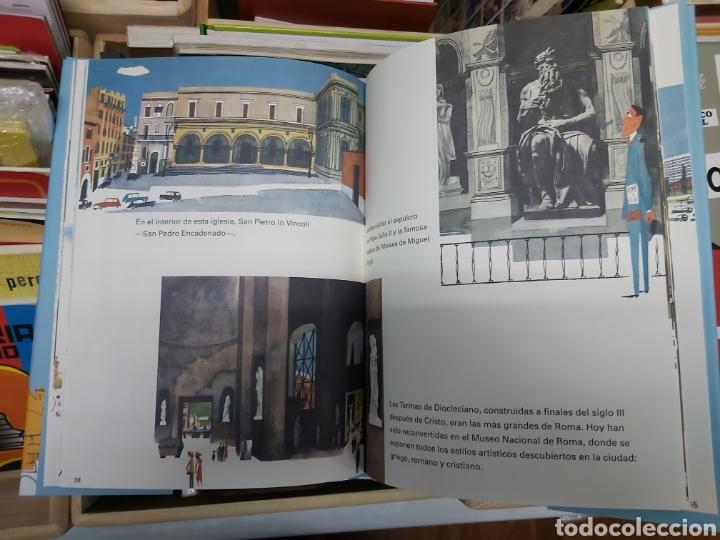 Libros: Esto es Roma, de M. Sasek - Foto 5 - 267702854