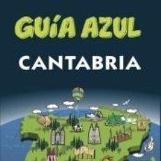 Libros: CANTABRIA: CANTABRIA GUÍA AZUL. Lote 193800058