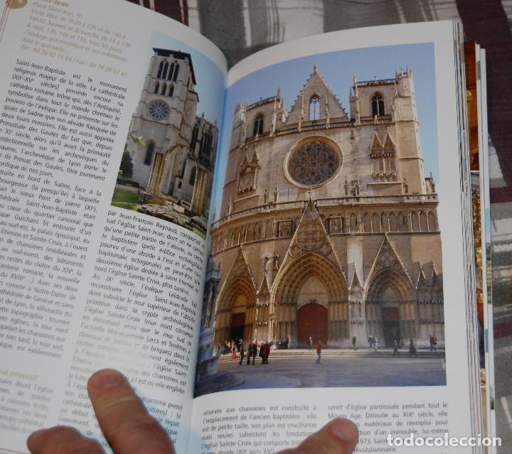 Libros: 1. guide de lyon et ses églises. 2010 - Foto 2 - 193832908