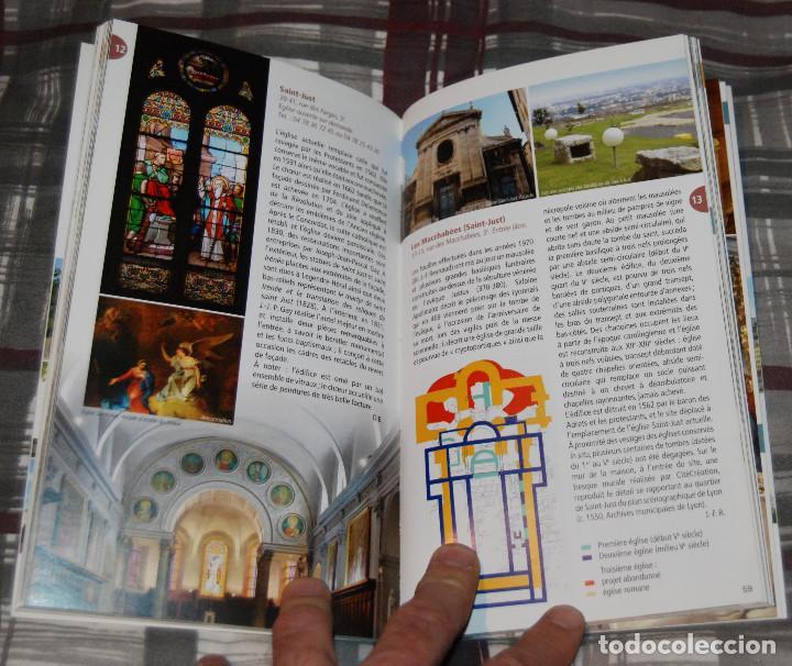 Libros: 1. guide de lyon et ses églises. 2010 - Foto 4 - 193832908