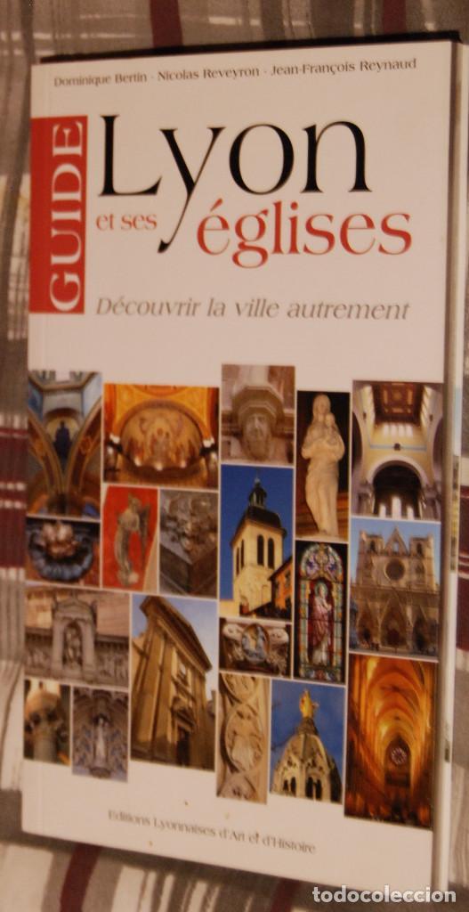 1. GUIDE DE LYON ET SES ÉGLISES. 2010 (Libros Nuevos - Ocio - Guía de Viajes)