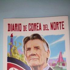 Libros: LIBRO DIARIO DE COREA DEL NORTE. MICHAEL PALIN. EDITORIAL ÁTICO DE LOS LIBROS. AÑO 2020.. Lote 194099553