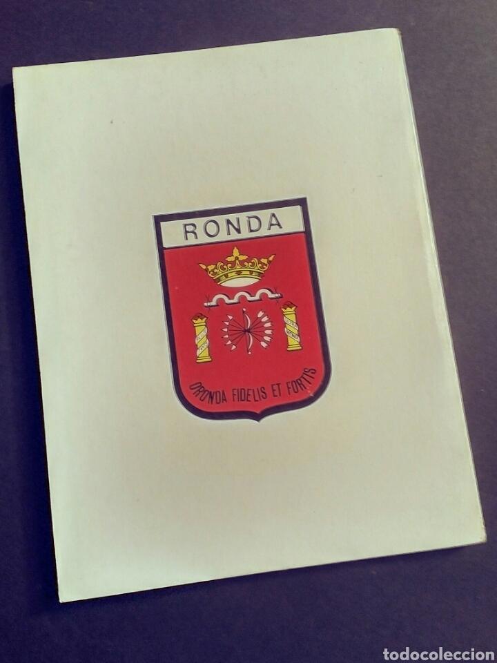 Libros: Ronda. Situación, historia y monumentos (Guía) - F. Tornay Román, Comerç-25, Barcelona, 1978 - Foto 5 - 194139590
