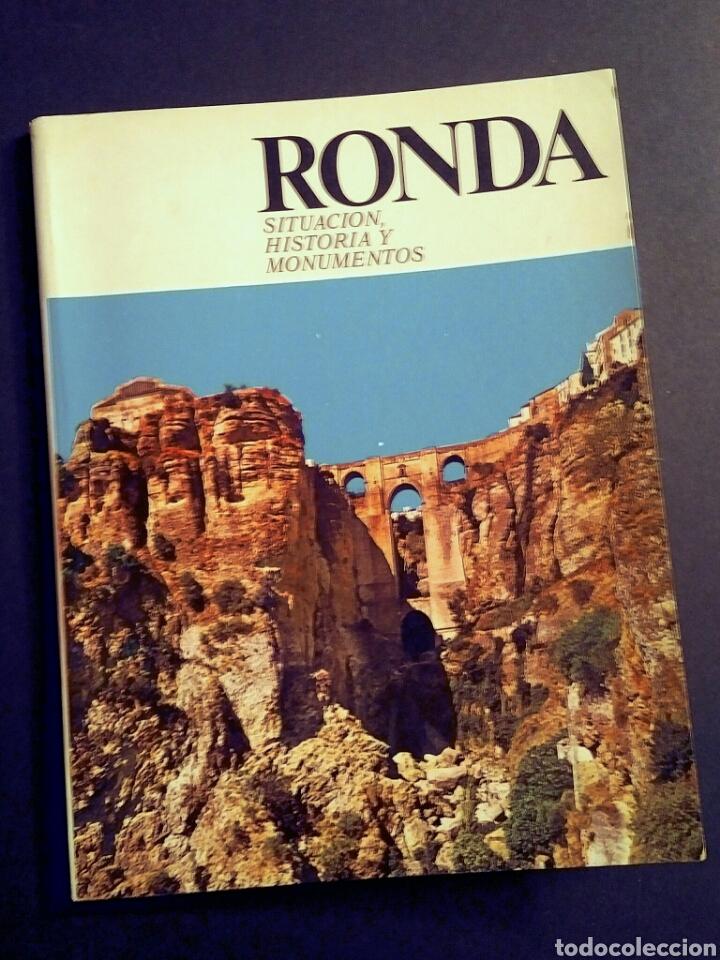 RONDA. SITUACIÓN, HISTORIA Y MONUMENTOS (GUÍA) - F. TORNAY ROMÁN, COMERÇ-25, BARCELONA, 1978 (Libros Nuevos - Ocio - Guía de Viajes)