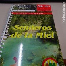 Livros: SENDEROS DE LA MIEL. Lote 194213898