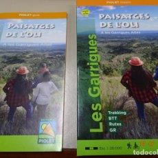 Libros: PAISATGES D´OLI A LES GARRIGUES ALTES. Lote 194214808