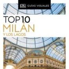 Livros: GUÍA TOP 10 MILÁN Y LOS LAGOS. Lote 195966365