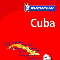 Livros: CUBA. MAPA NATIONAL 786 MICHELÍN. Lote 74456235