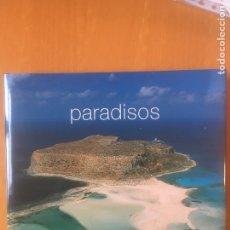 Libros: PARADISOS. EDICIONS 62. 2005. 240 PAGINAS TAPA DURA. Lote 197459472