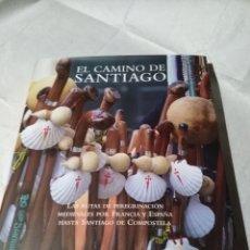Libros: EL CAMINO DE SANTIAGO, POR DERRY BRABBS, 2008. Lote 202031261