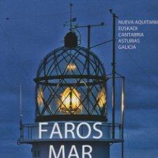 Libros: FAROS MAR CANTABRICO. FELIX GONZALEZ MUÑIZ. Lote 205785512