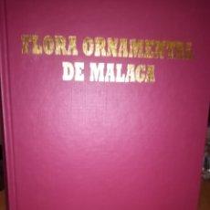 Libros: FLORA MALGUEÑA. Lote 206279228