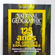 Livros: REVISTA NATIONAL GEOGRAPHIC EDICIÓN ESPECIAL 125 ANIVERSARIO. Lote 206441487