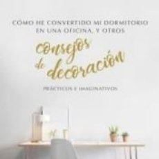 Libros: CONSEJOS DE DECORACIÓN. Lote 207155990
