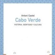Libros: CABO VERDE. Lote 207190075