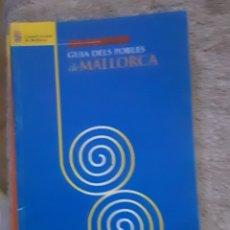 Libros: GUIA DEL PUEBLO DE SES SALINES, MALLORCA.. Lote 207348567