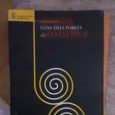 Libros: GUIA DEL PUEBLO DE ALARO, MALLORCA.. Lote 207348655