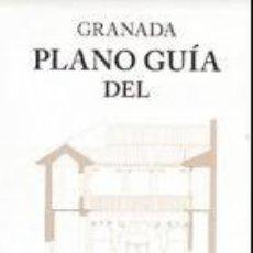 Libros: PLANO GUÍA DEL ALBAYZÍN ANDALUSÍ. Lote 207351766