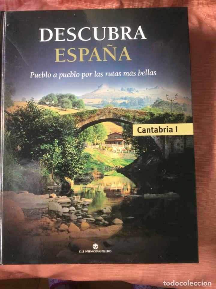 DESCUBRA ESPAÑA. PUEBLO A PUEBLO POR LAS RUTAS MAS BELLAS. CANTABRIA (Libros Nuevos - Ocio - Guía de Viajes)