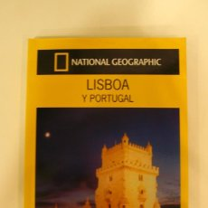 Libros: GUIA VIAJES NATIONAL GEOGRAPHIC. GUIAS AUDI. LISBOA Y PORTUGAL. Lote 210582450