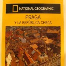 Libros: GUIA VIAJES NATIONAL GEOGRAPHIC. GUIAS AUDI. PRAGA Y LA REPUBLICA CHECA. Lote 210582805