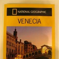 Libros: GUIA VIAJES NATIONAL GEOGRAPHIC. GUIAS AUDI. VENECIA. Lote 210583326