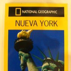 Libros: GUIA VIAJES NATIONAL GEOGRAPHIC. GUIAS AUDI. NUEVA YORK. Lote 210583448