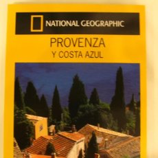 Libros: GUIA VIAJES NATIONAL GEOGRAPHIC. GUIAS AUDI. PROVENZA Y COSTA AZUL. Lote 210583731