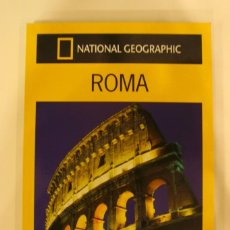 Libros: GUIA VIAJES NATIONAL GEOGRAPHIC. GUIAS AUDI. ROMA. Lote 210583826