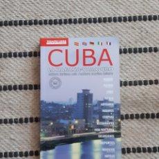 Libros: CUBA LA HABANA- VARADERO. Lote 210687521